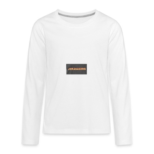 JORANADERBRO - Kids' Premium Long Sleeve T-Shirt