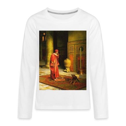 Worship - Kids' Premium Long Sleeve T-Shirt