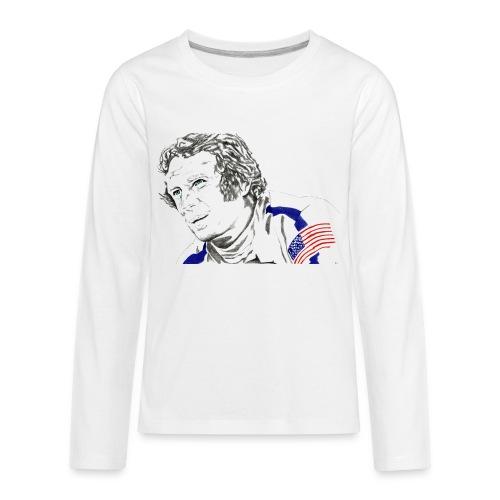 McQUEEN - Kids' Premium Long Sleeve T-Shirt