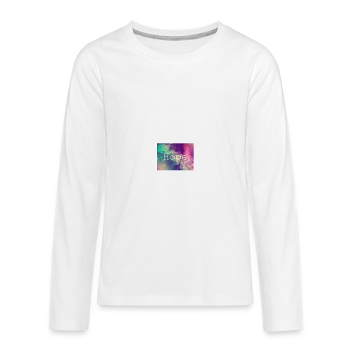 hope - Kids' Premium Long Sleeve T-Shirt