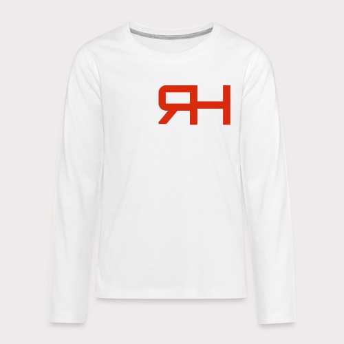 RED HEAD - Kids' Premium Long Sleeve T-Shirt