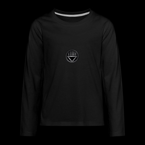Knight654 Logo - Kids' Premium Long Sleeve T-Shirt