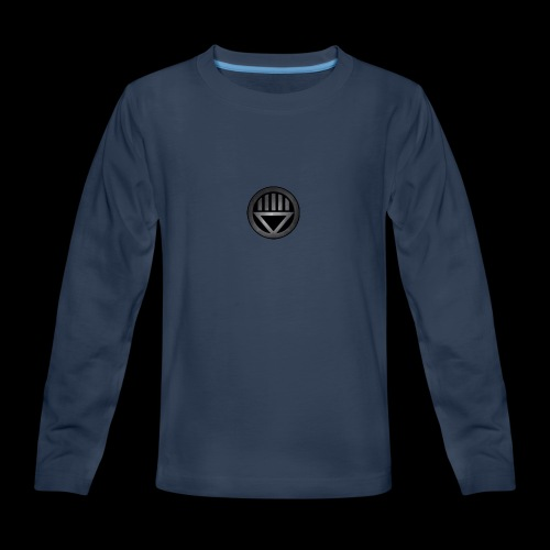 Knight654 Logo - Kids' Premium Long Sleeve T-Shirt