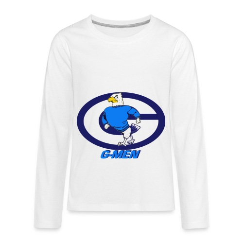 GHOSTB - Kids' Premium Long Sleeve T-Shirt