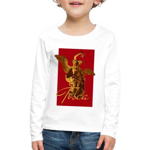 Tosca: Michael Sant' Angelo - Kids' Premium Long Sleeve T-Shirt