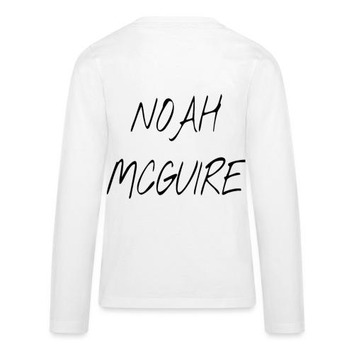Noah McGuire Merch - Kids' Premium Long Sleeve T-Shirt