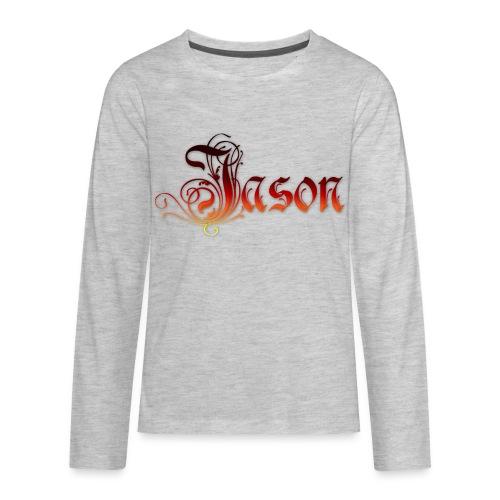 jason - Kids' Premium Long Sleeve T-Shirt