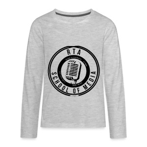 RTA School of Media Classic Look - Kids' Premium Long Sleeve T-Shirt