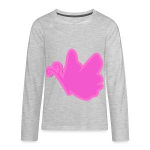 butterfly - Kids' Premium Long Sleeve T-Shirt
