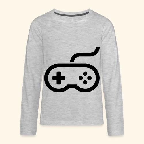 Video Game Controller - Kids' Premium Long Sleeve T-Shirt