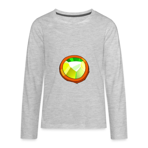 Life Crystal - Kids' Premium Long Sleeve T-Shirt