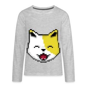 SENIH CAT KITTY - Kids' Premium Long Sleeve T-Shirt