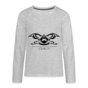 The Game Development Guild 2 - Kids' Premium Long Sleeve T-Shirt