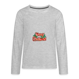 Christmas merch - Kids' Premium Long Sleeve T-Shirt