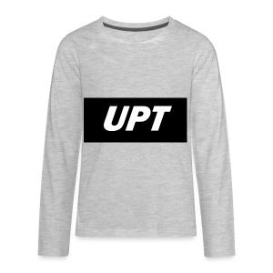 UPt_custom_2 - Kids' Premium Long Sleeve T-Shirt