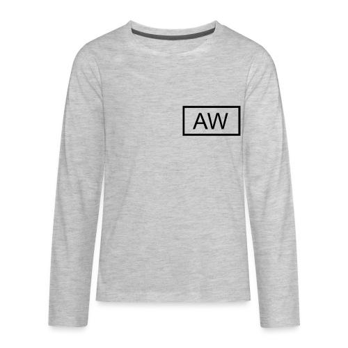AW Classic T-Shirt - Kids' Premium Long Sleeve T-Shirt
