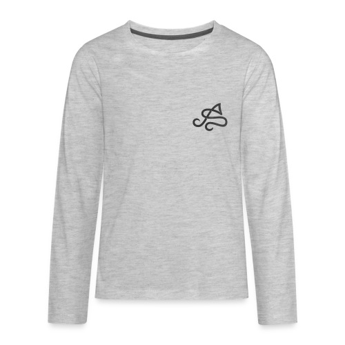 THE NEW A SQAUD SIGNATURE HOODIE - Kids' Premium Long Sleeve T-Shirt