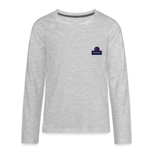 Logo #1 - Kids' Premium Long Sleeve T-Shirt