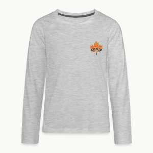 CANADA - Carolyn Sandstrom - Kids' Premium Long Sleeve T-Shirt