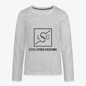 LSC Logo - Kids' Premium Long Sleeve T-Shirt