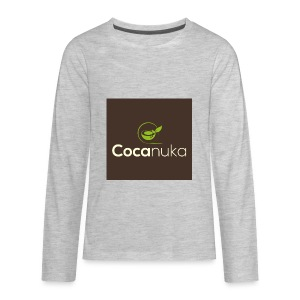 Cocanuka - Kids' Premium Long Sleeve T-Shirt