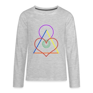 Angel - Kids' Premium Long Sleeve T-Shirt