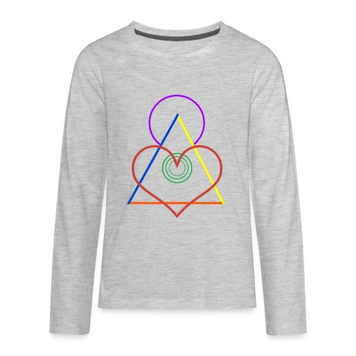 Angel - Kids' Premium Long Sleeve T-Shirt