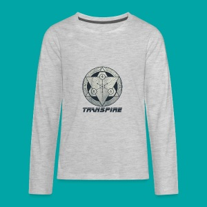 Sacred Geometry - Kids' Premium Long Sleeve T-Shirt