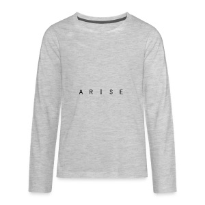 Arise - Kids' Premium Long Sleeve T-Shirt