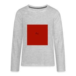CBW Merch - Kids' Premium Long Sleeve T-Shirt