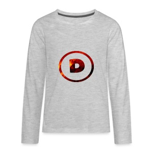 Dra9on Stuff #1 - Kids' Premium Long Sleeve T-Shirt