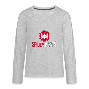 Spidey Beats - Kids' Premium Long Sleeve T-Shirt