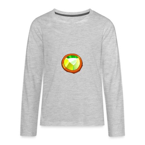 Life Crystal - Kids' Premium Long Sleeve T-Shirt
