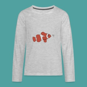 fisheye - Kids' Premium Long Sleeve T-Shirt