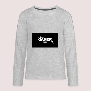 GAMER - Kids' Premium Long Sleeve T-Shirt