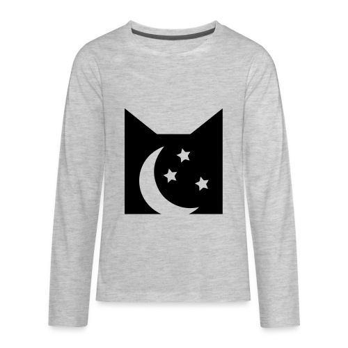 Moon Clan - Kids' Premium Long Sleeve T-Shirt