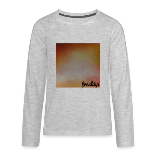 fresh iyi - Kids' Premium Long Sleeve T-Shirt