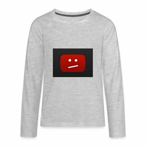 SadYouTube - Kids' Premium Long Sleeve T-Shirt