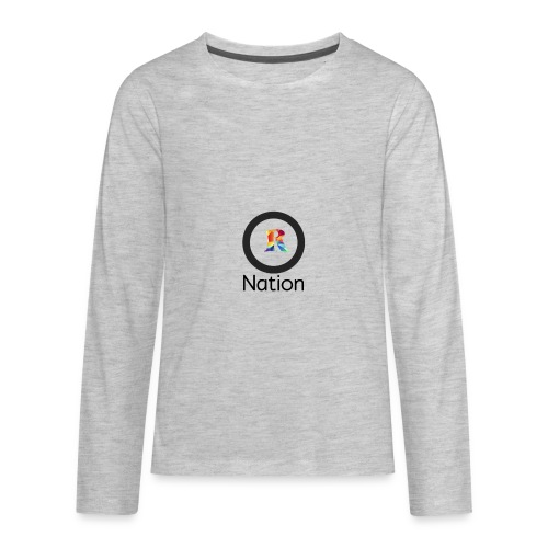Reaper Nation - Kids' Premium Long Sleeve T-Shirt