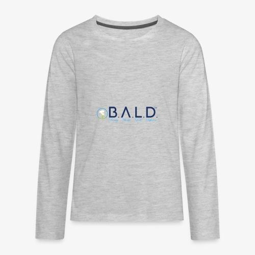 B.A.L.D. Beauty Always Looks Different - Kids' Premium Long Sleeve T-Shirt