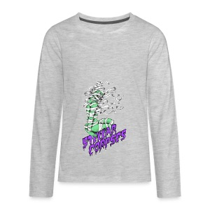 Mummy Girl - Kids' Premium Long Sleeve T-Shirt