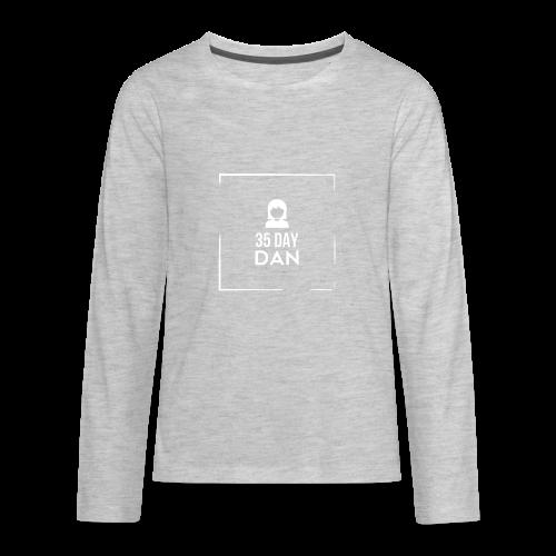 35DD Female - Kids' Premium Long Sleeve T-Shirt
