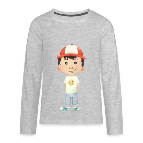 Character - Kids' Premium Long Sleeve T-Shirt