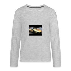 Ima_Gold_Digger - Kids' Premium Long Sleeve T-Shirt