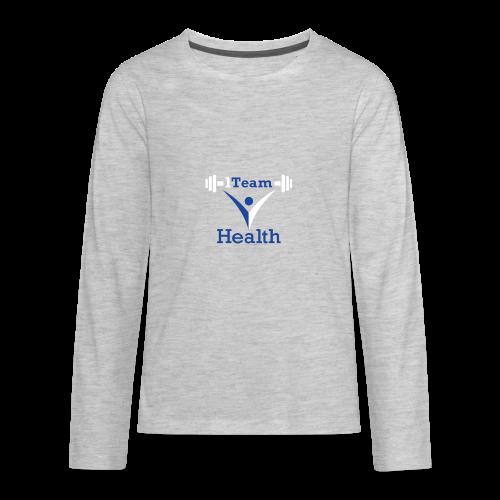 1TeamHealth - Kids' Premium Long Sleeve T-Shirt