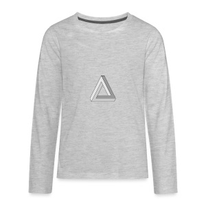 Thomas Morose Logo - Kids' Premium Long Sleeve T-Shirt