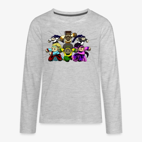 The Guardians of the Cloudgate, no logo - Kids' Premium Long Sleeve T-Shirt
