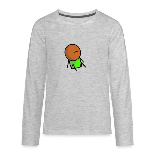 pep* - Kids' Premium Long Sleeve T-Shirt