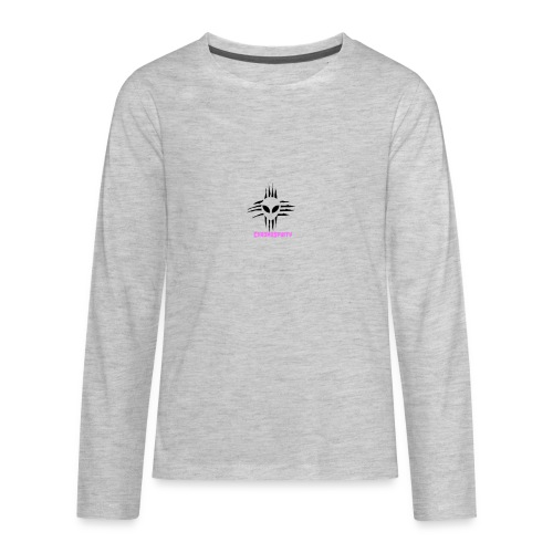 ChromoSpuffy Merch - Kids' Premium Long Sleeve T-Shirt