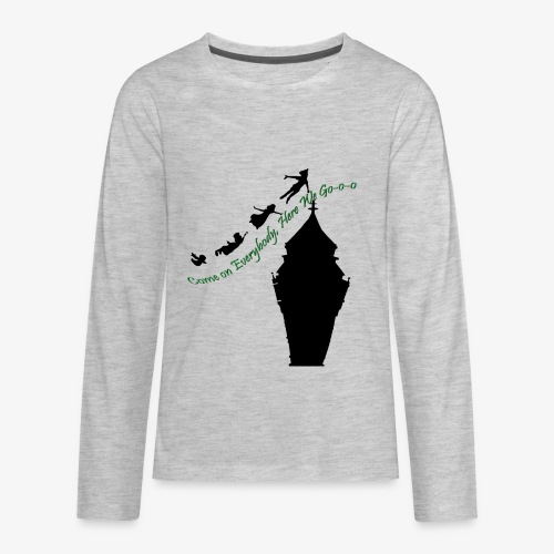 Come on Everybody, Here We Go-o-o - Kids' Premium Long Sleeve T-Shirt